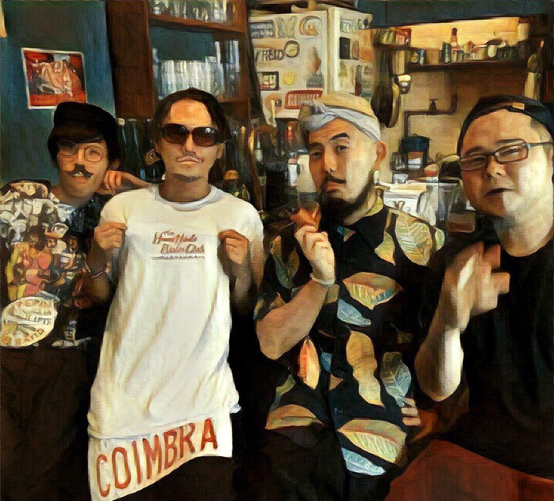 Entretien avec le groupe de rap japonais WHALE TALX