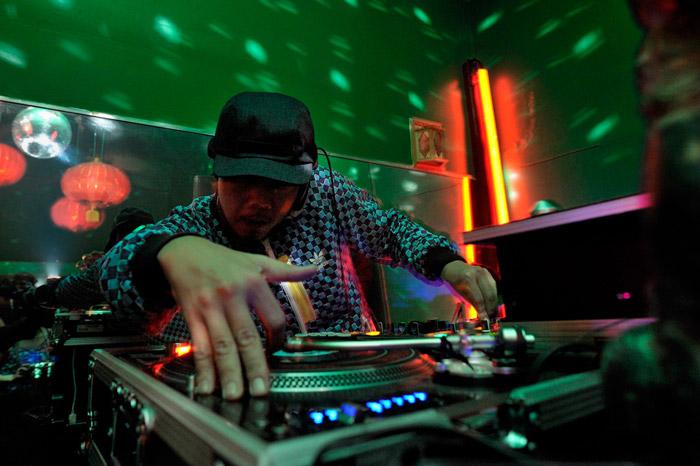 DJ Muro, le King Of Diggin'