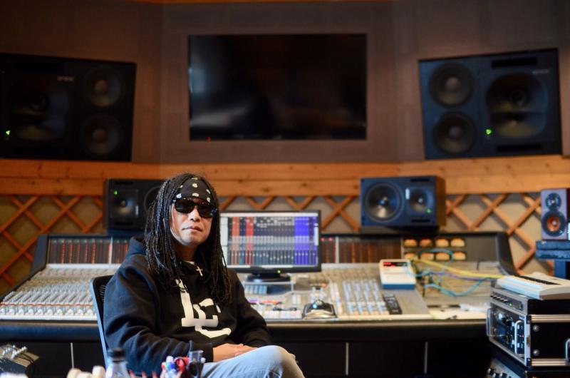 DJ PMX, un producteur de légende