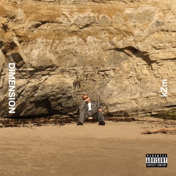 DIMENSION, le premier album de kZm