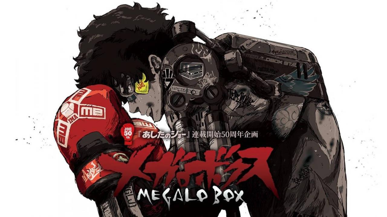 Megalo-Box x Coma-Chi x Mabanua
