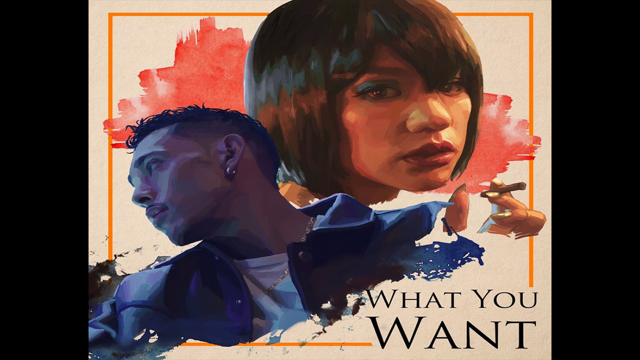 Awich – What You Want feat. IO