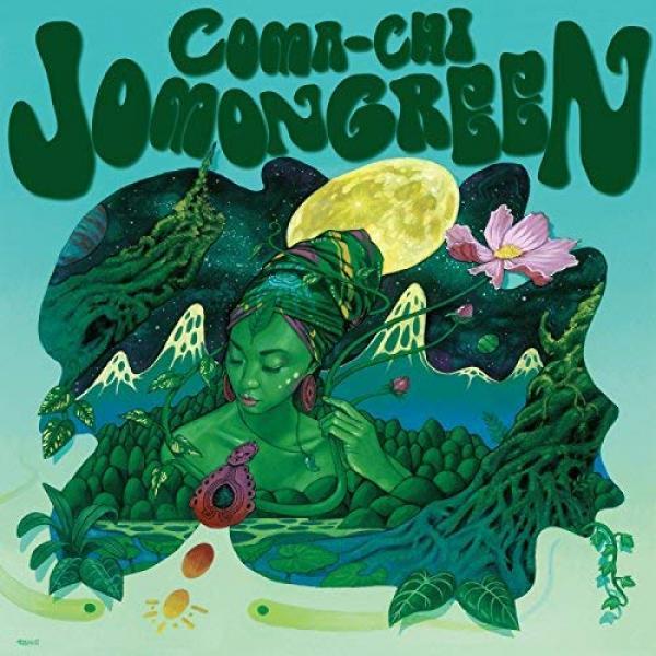Cinquième album studio pour Coma-Chi : Jomon Green