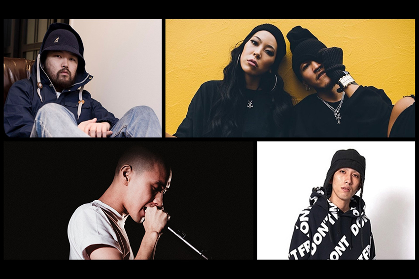 Rap japonais : Les albums de la rentrée 2018