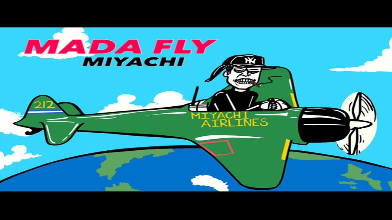 """MIYACHI sort la vidéo de """"MADA FLY"""" tournée à Paris"""
