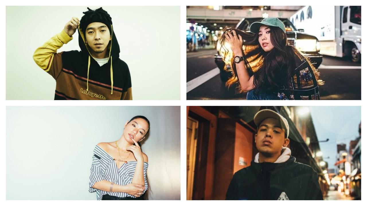 Les artistes du rap japonais à suivre cet automne