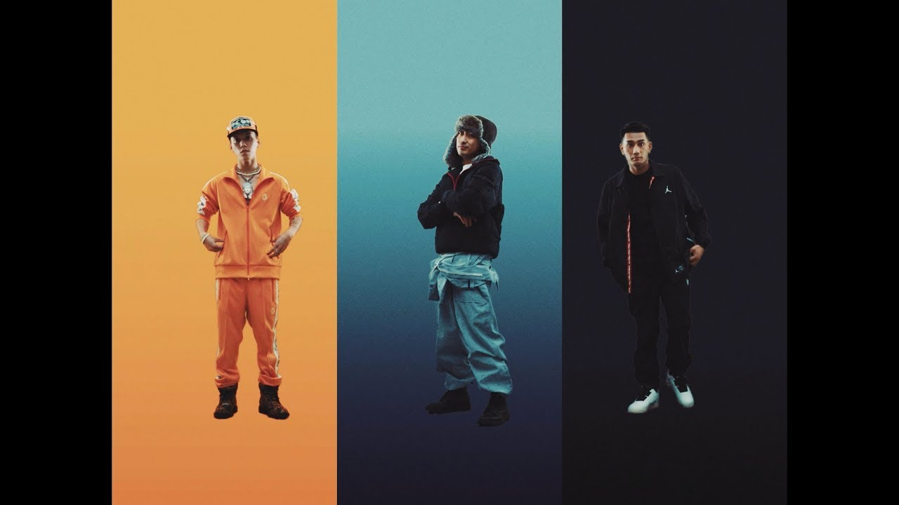 AKLO, JP The Wavy, Klooz et Km – See Me Now