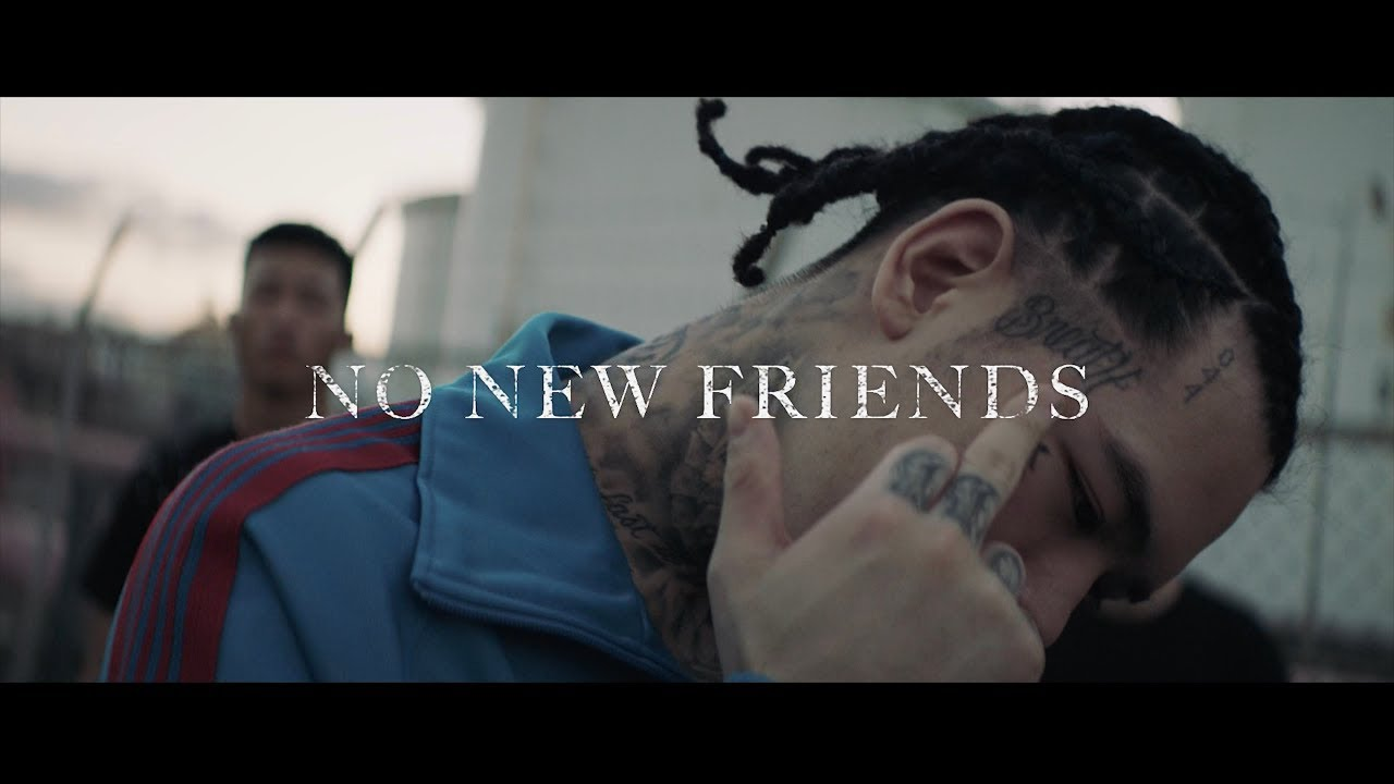 BAD HOP – No New Friends feat. YZERR & Bark