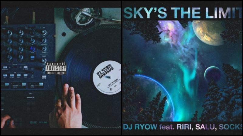 """""""20th ANNIV MIXTAPE"""" : Le premier projet de l'année pour DJ RYOW"""