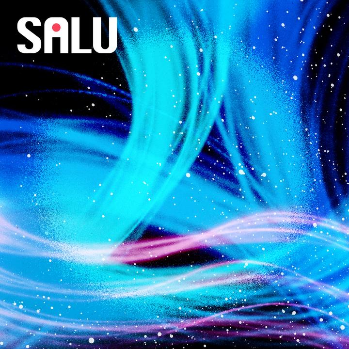 Pochette de l'album LOVE de Salu