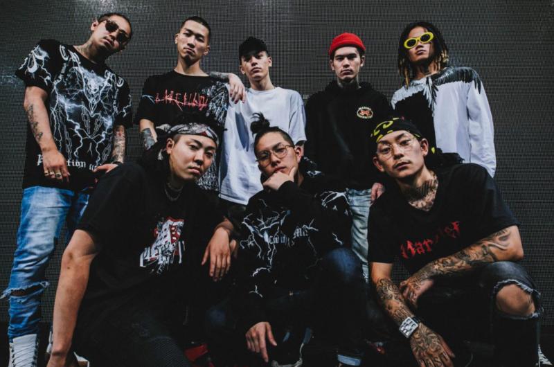 BAD HOP, le groupe phare du rap japonais