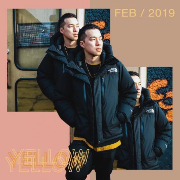 FEB/2019 – DJ YELLOW