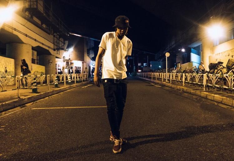 """Blaise : """"le hip hop est ma route lorsque je rappe sur ma réalité"""""""