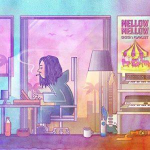 Album melow melow geg playlist d'artistes variés