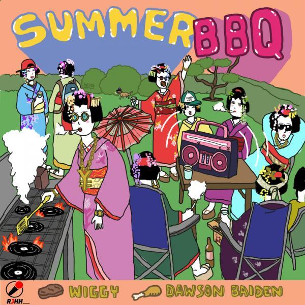 RJHH Mix – SUMMER BBQ