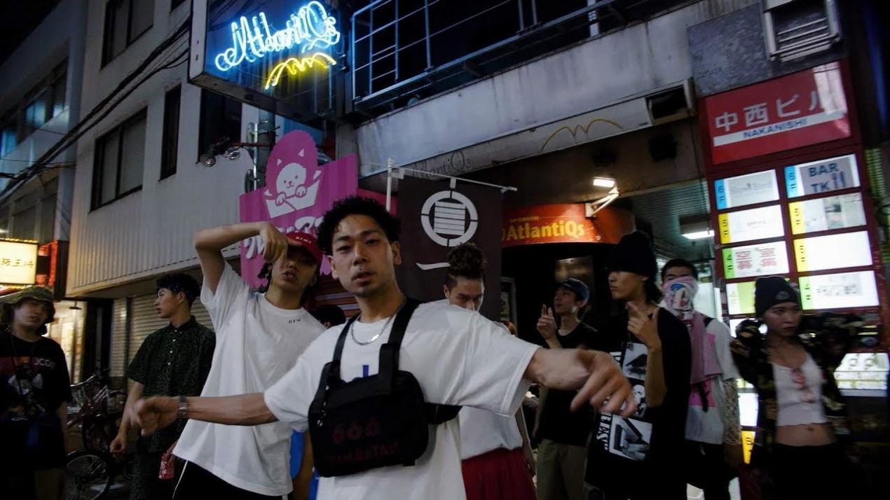 Young Yujiro : Shinogi feat. HARDY