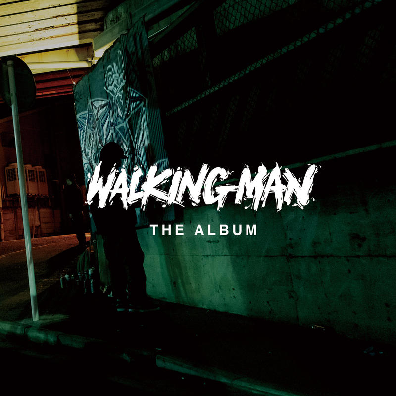 Anarchy, WLAKING MAN THE ALBUM