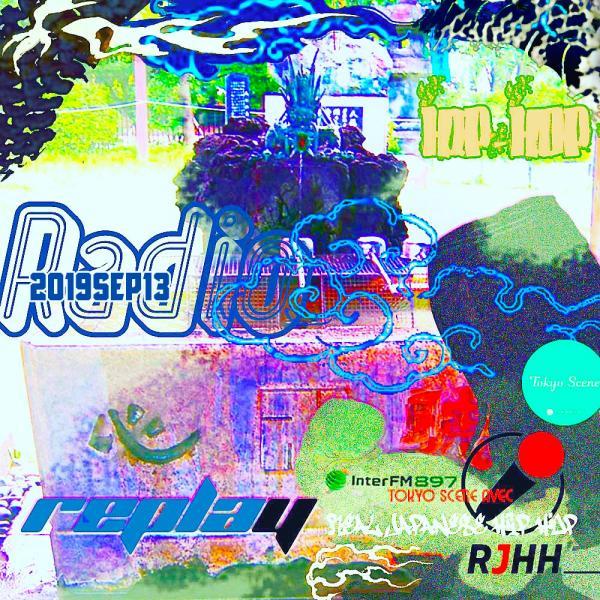 REPLAY 13-09-2019 : Tokyo Scene avec Real Japanese Hip Hop