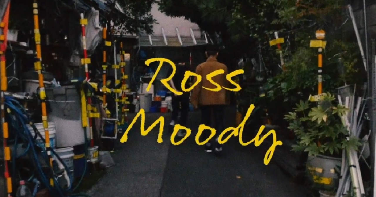 Ross Moody – Raindance