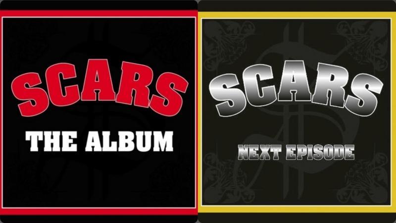 SCARS : réédition de The Album et Next Episode