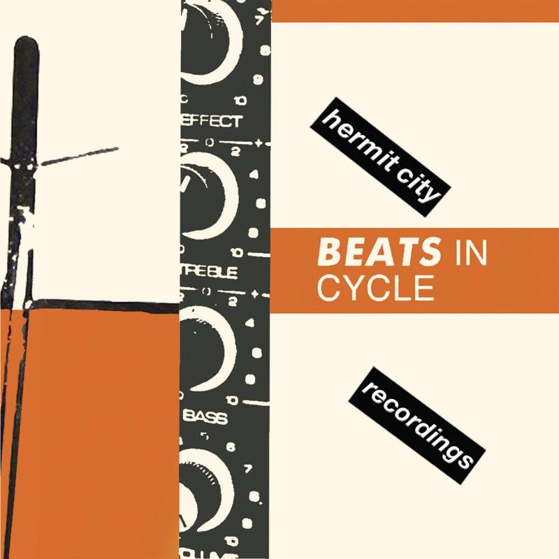 La crème de la scène beats japonaise réuni sur la compilation : Beats In Cycle