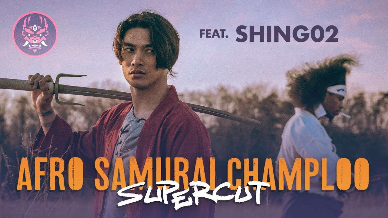 Shing02 & Jack The Rip : Chanbara