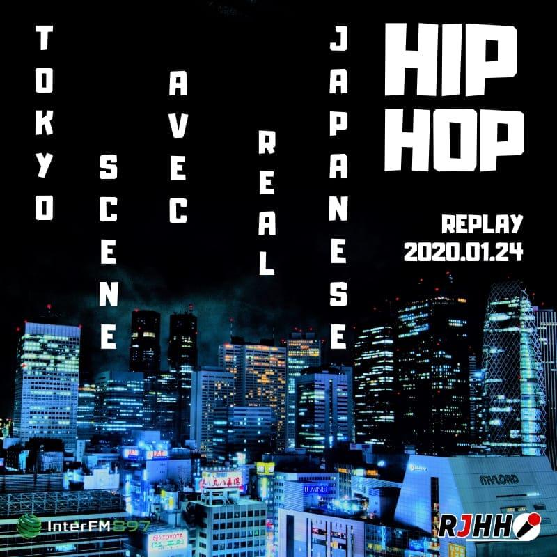 REPLAY Tokyo Scene avec RJHH 24/01