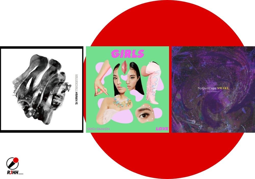Albums de la semaine : DJ Krush, Tonan, NyQuilCaps …