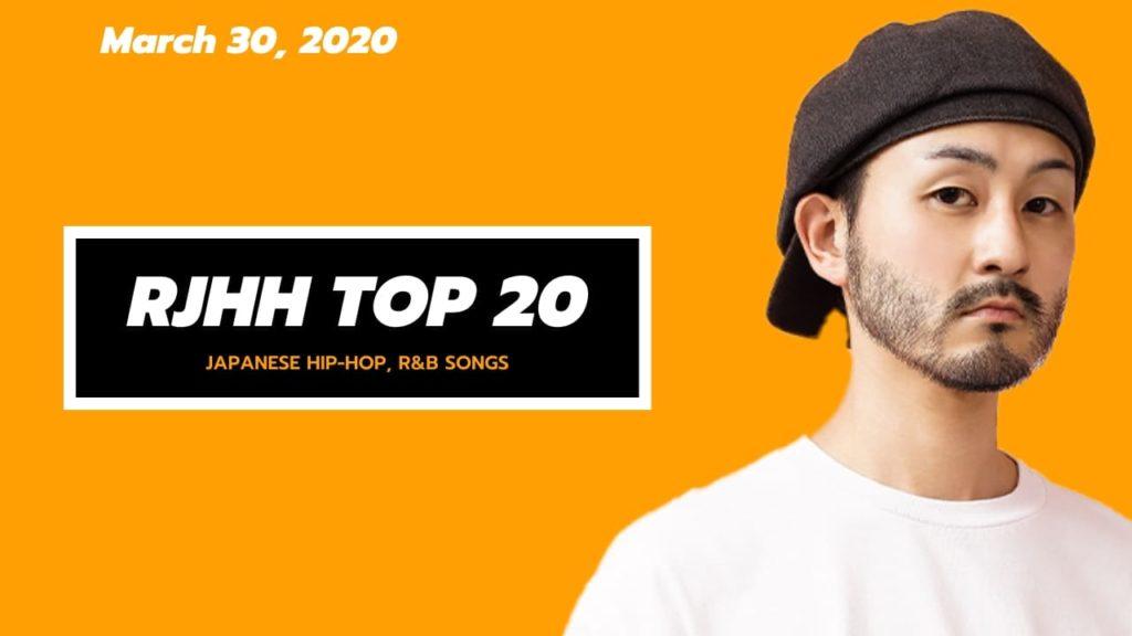 RJHH TOP 20, 30 mars 2020