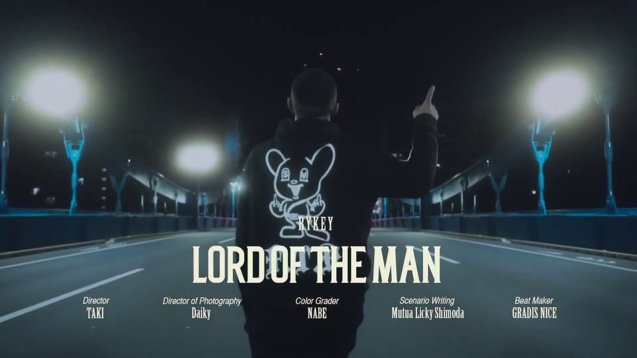 """RYKEY : """"Lord Of The Man"""""""