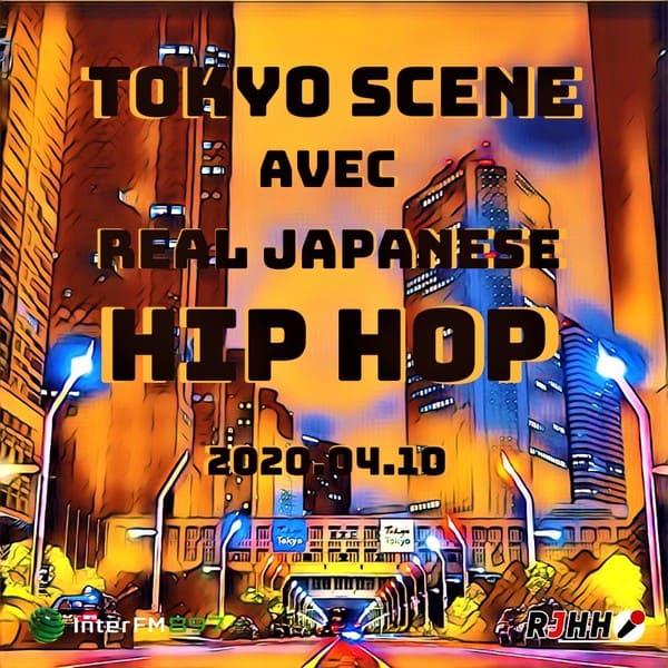 REPLAY Tokyo Scene avec RJHH 10/04