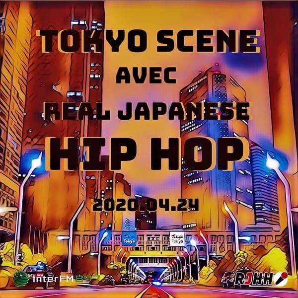 REPLAY Tokyo Scene avec RJHH 24/04