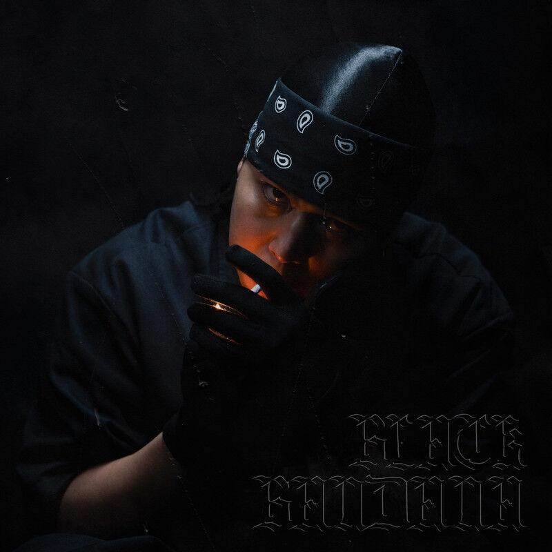 RALPH : Black Bandana