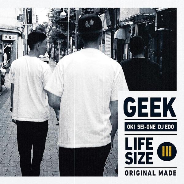 GEEK, LIFESIZE III