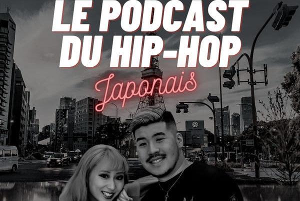 Le podcast du hip-hop japonais volume 6, Zinee & issei
