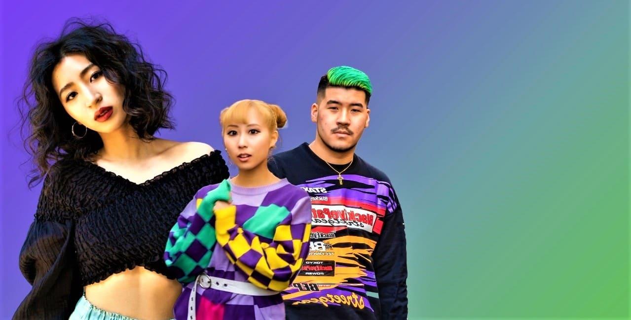RJHH & Tokyo Blu Nation présentent Premium Studio Live Sessions