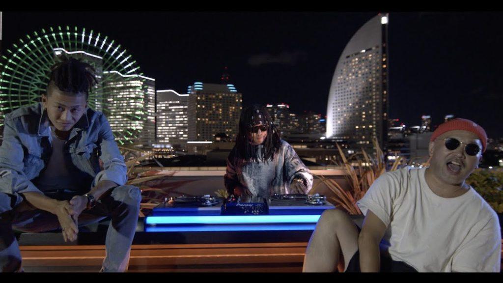 DJ PMX, Scenario feat. ¥ELLOW BUCKS, DABO, HI-D