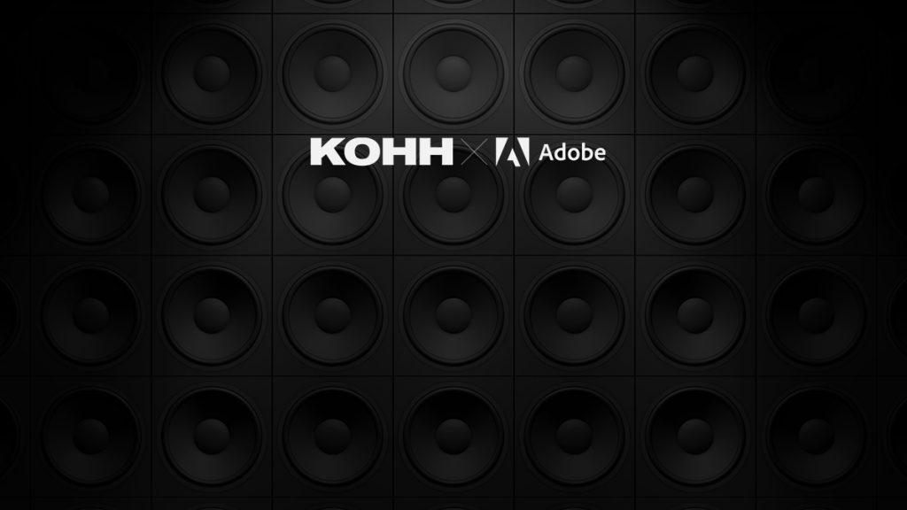 """KOHH × Adobe """"2 Cars"""" Prod. Yung Xansei"""