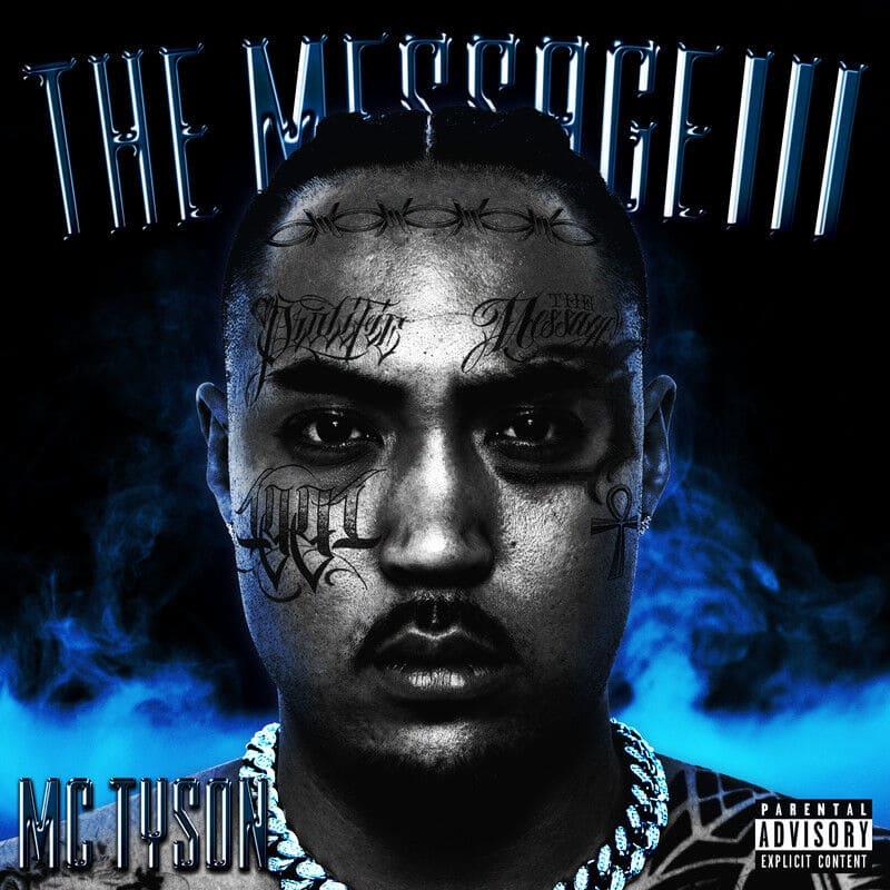 The message 3 l'album de MC TYSON