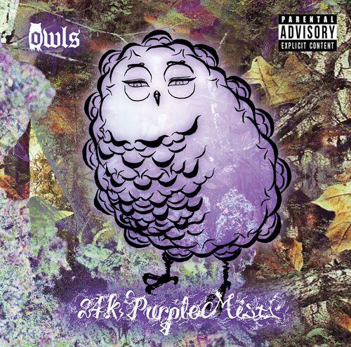 owls (GREEN ASSASSIN DOLLAR & rkemishi) - 24K Purple Mist