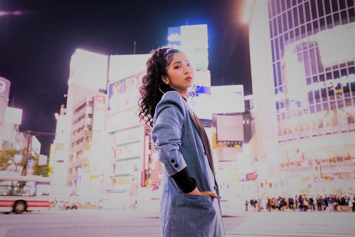 """""""The Wave"""" : le nouveau single d'aimi disponible le 27 janvier"""