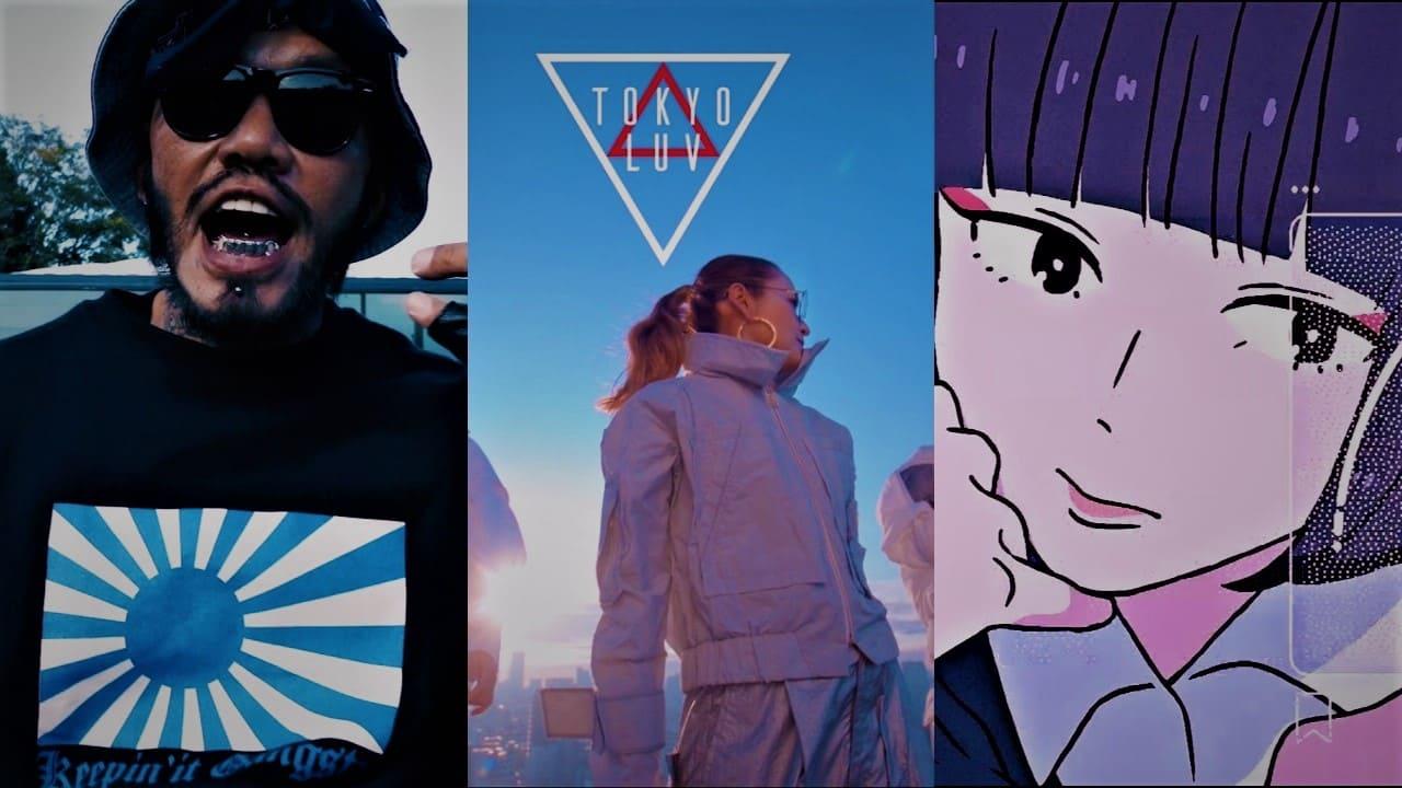 Hip-Hop Japonais : les clips vidéos de la semaine | FNCY, KZ, DJ☆GO, DAOKO