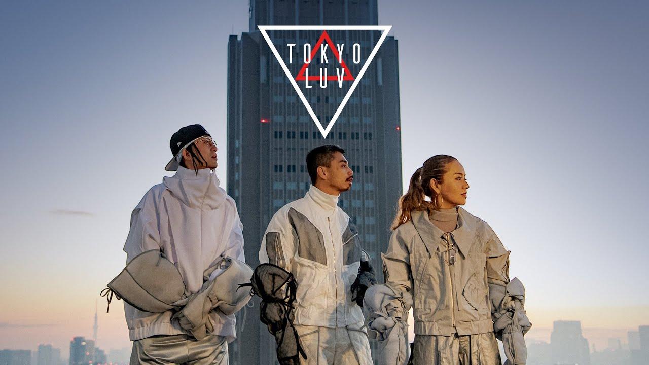 FNCY – TOKYO LUV : ZEN-LA-ROCK / G.RINA / 鎮座DOPENESS