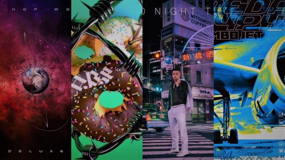 Les sorties rap japonais de janvier 2021 | Buppon, MIYACHI, Leon Fanourakis