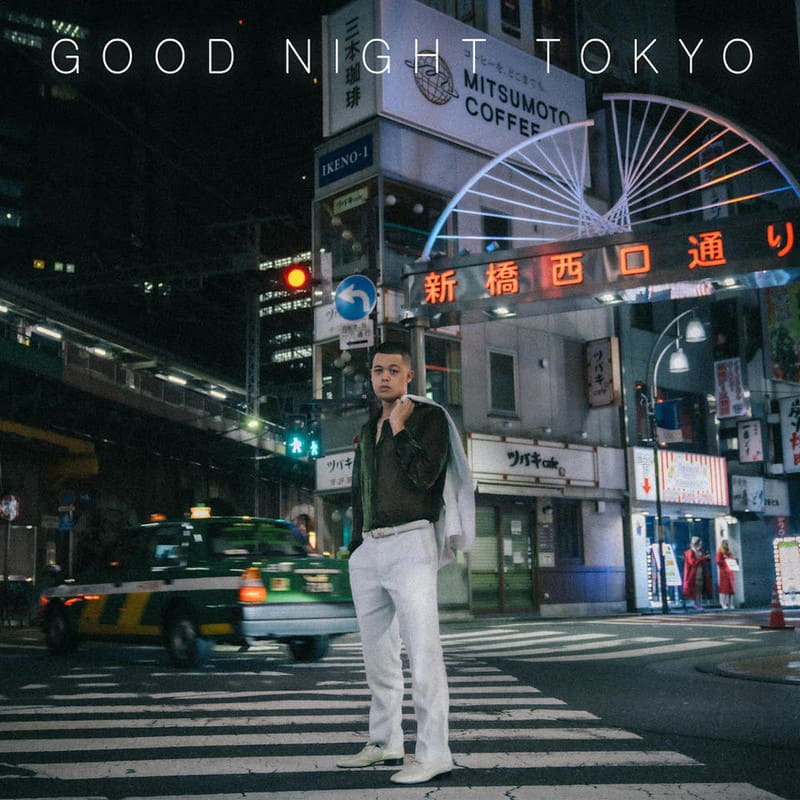 GOOD NIGHT TOKYO, l'EP de MIYACHI