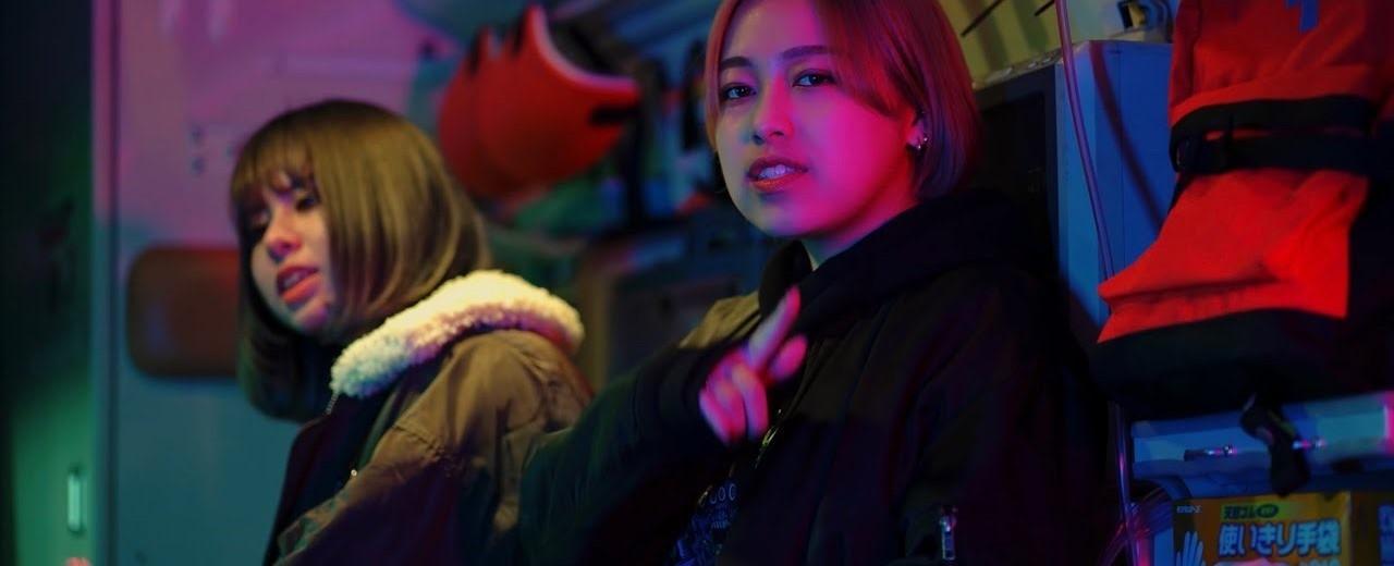 Neon Nonthana & Liza – bat life / O.B.S