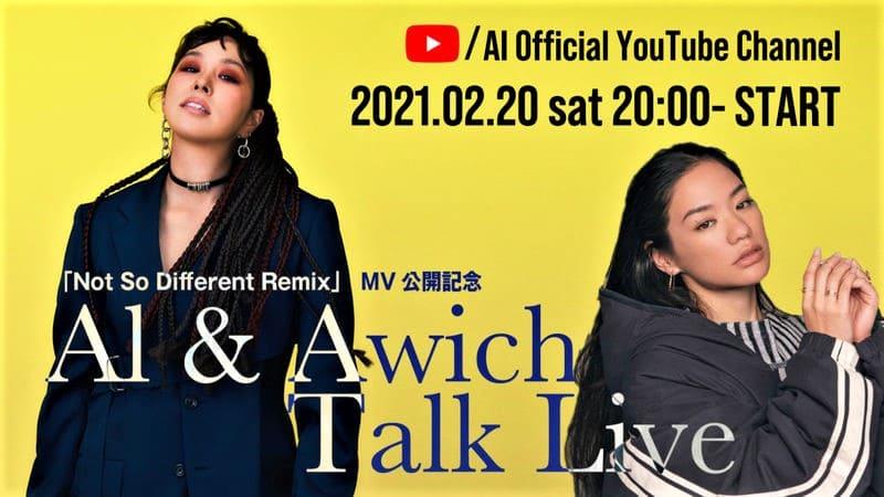 AI & AWICH, TALK LIVE