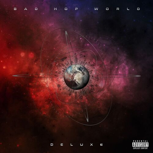 BAD HOP : BAD HOP WORLD DELUXE