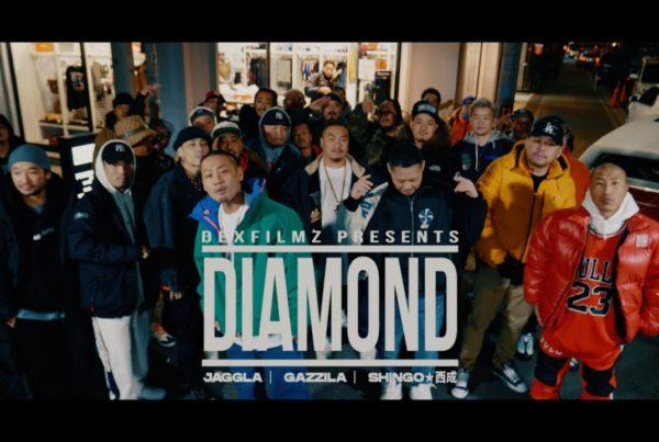 JAGGLA, Diamond feat. Shingo Nishinari