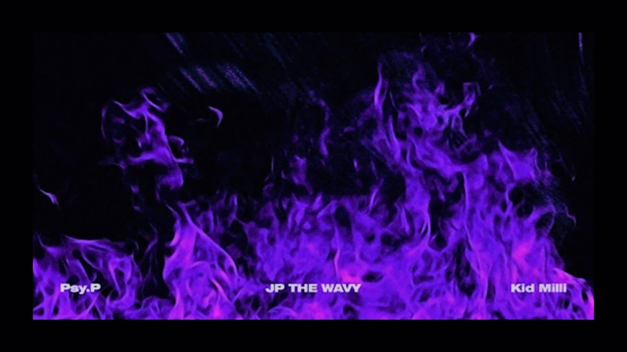 """JP THE WAVY, Kid Milli et Psy.P s'unissent pour le single """"I WANT ONE"""""""